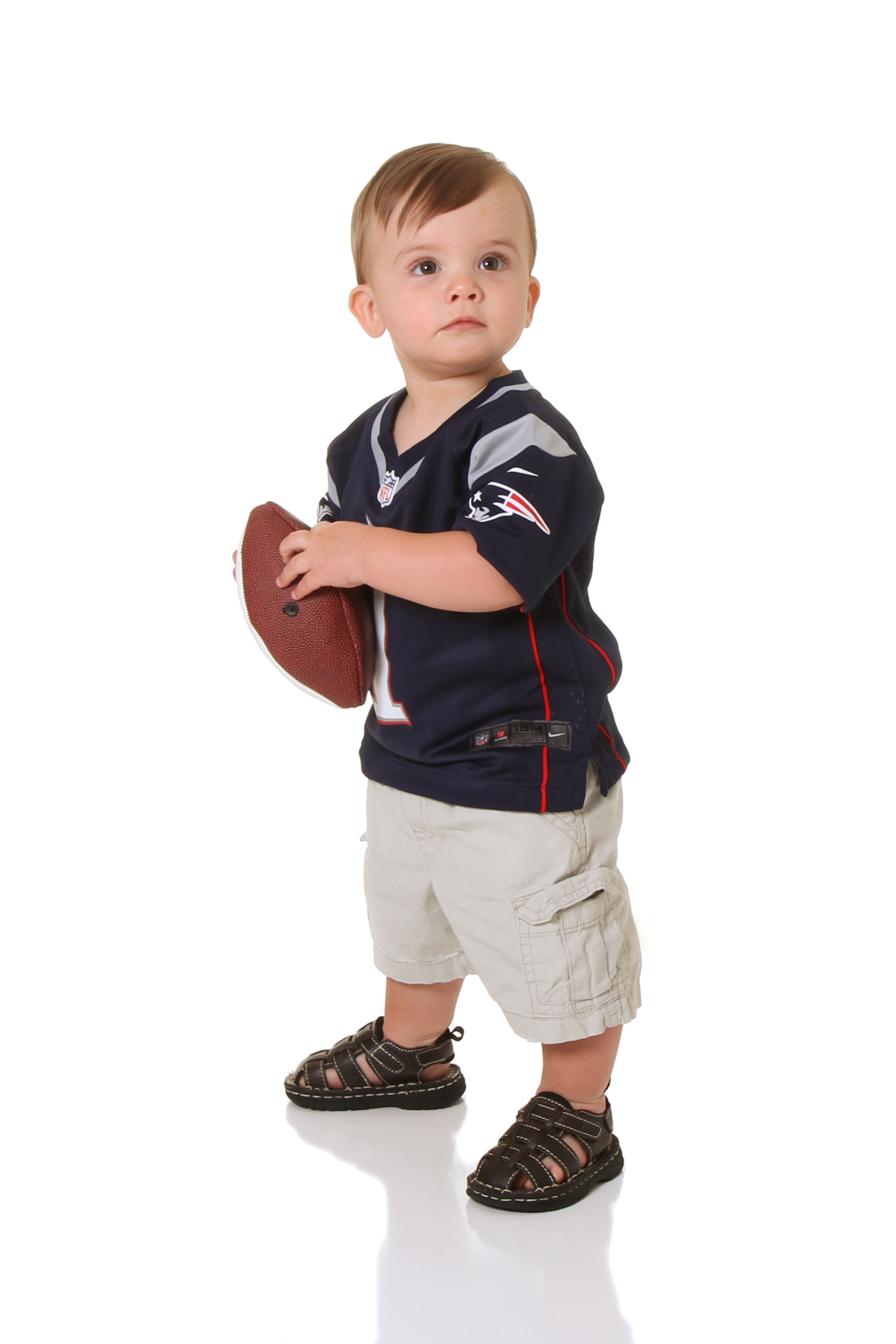 This Is A Sign Of Good Parenting Pats New England Patriots Patriots Fans Baby Pictures