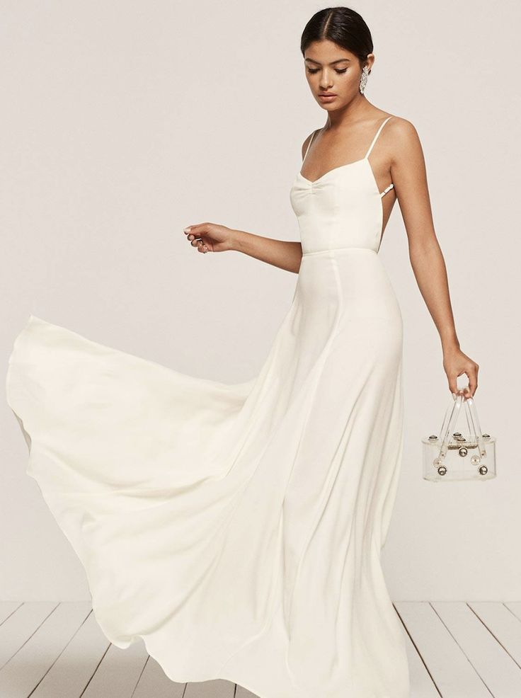 15 Sustainable & Eco-Friendly Wedding Dresses You\'ll Love Saying Yes ...