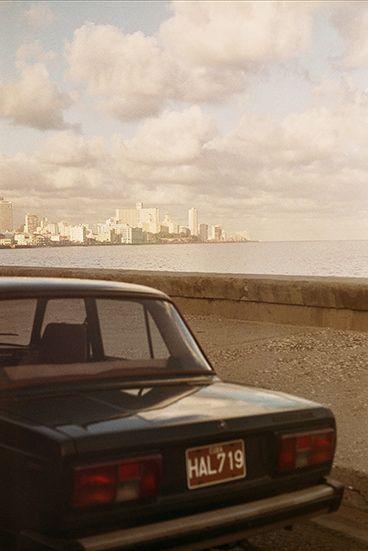 El Malecón (La Habana) - Esperanza Moya