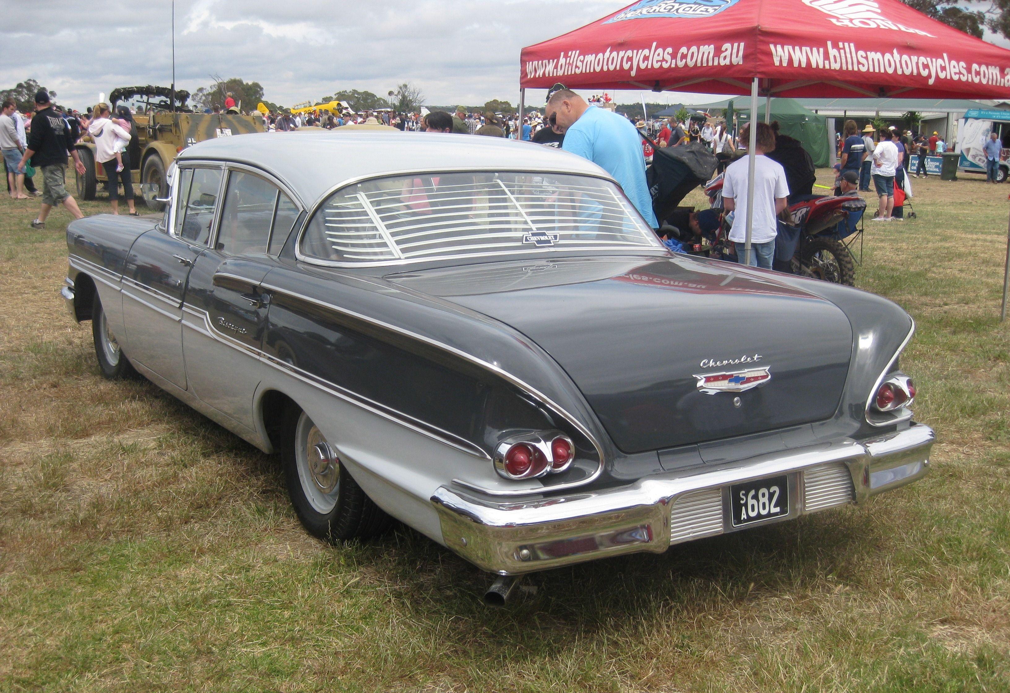 1958 Chevrolet Biscayne | Clics! | Pinterest | Chevrolet, Cars ...