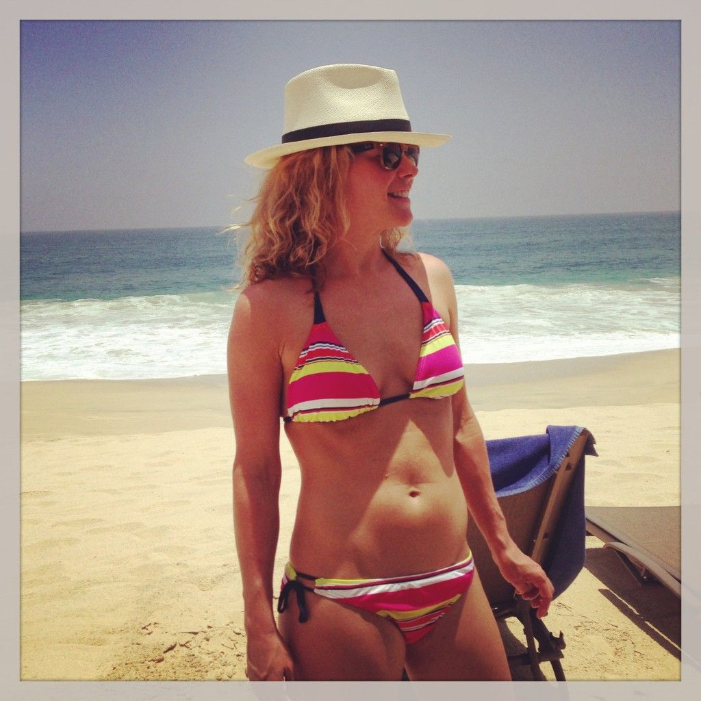 Andrea Anders Bikini angriest trainer 155: andrea anders and staying the course