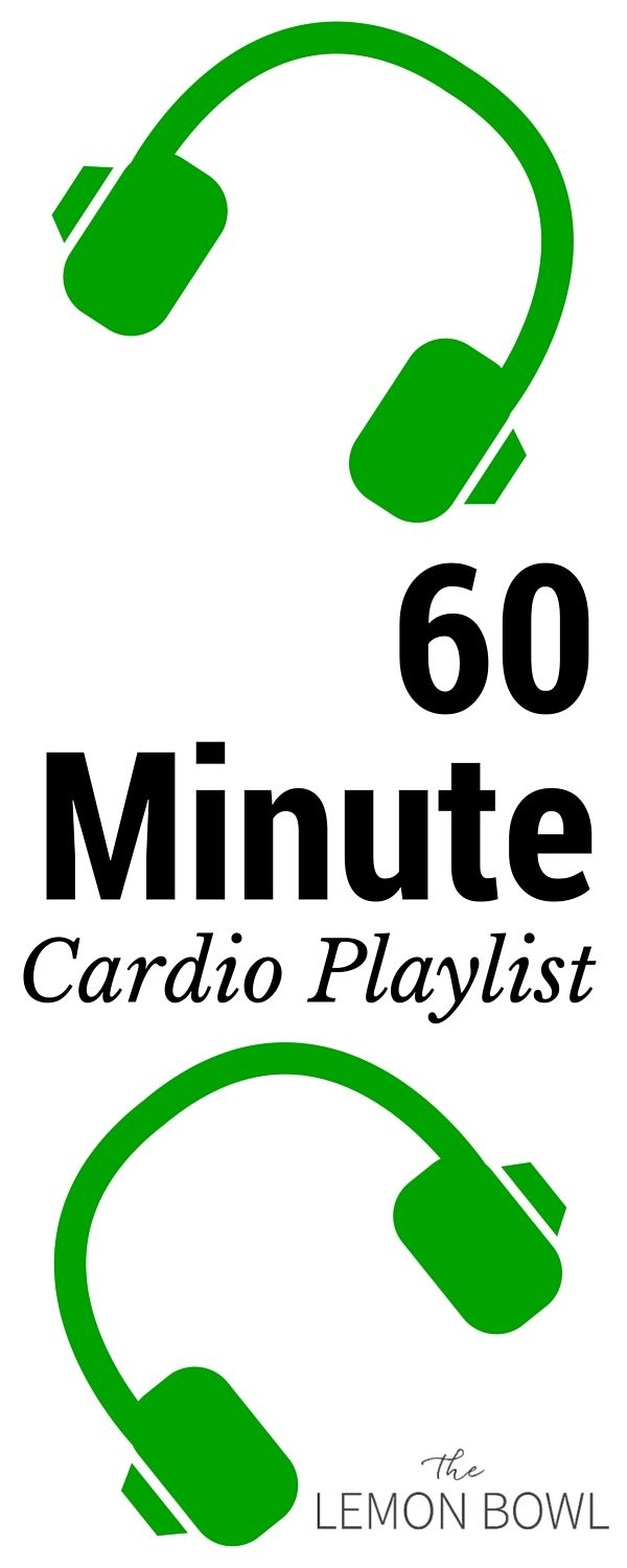 Download this free 60-minute workout playlist for your next