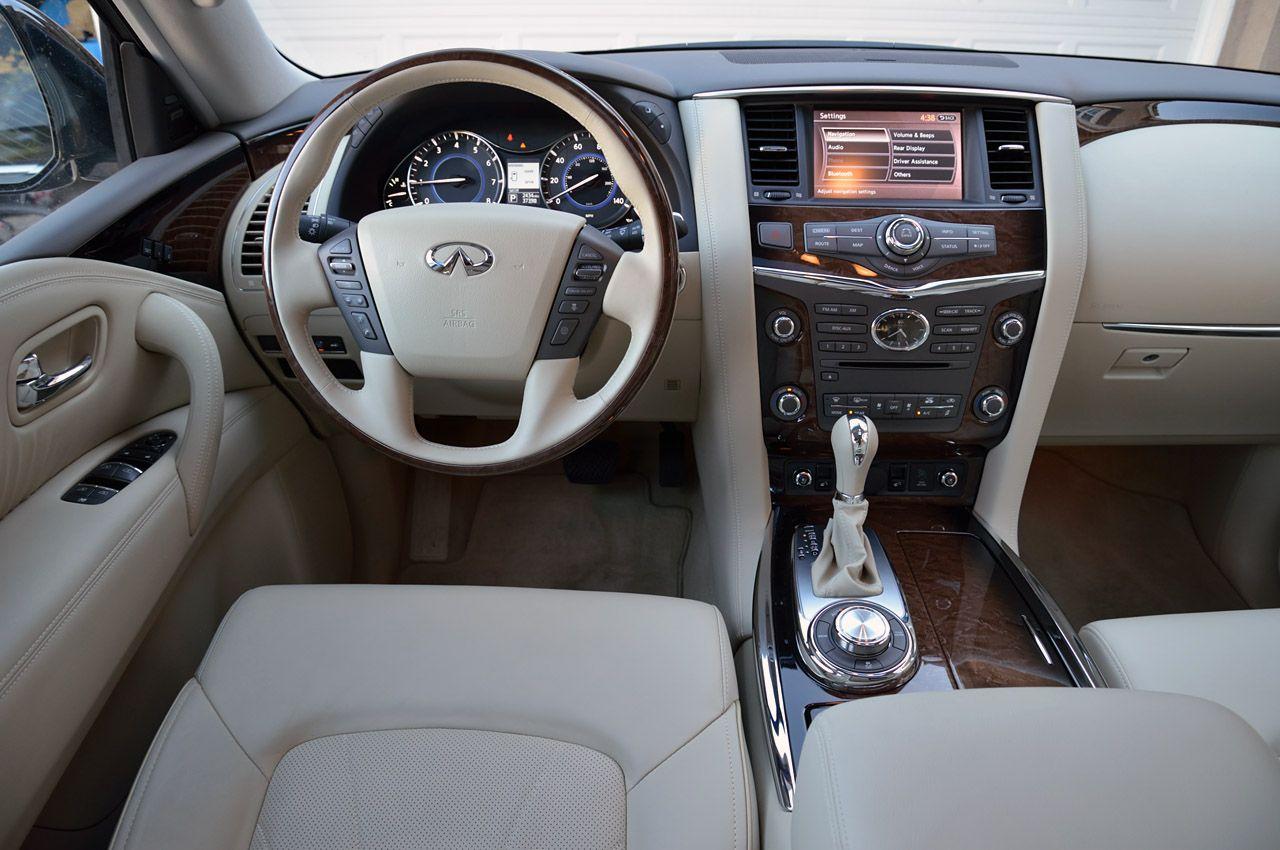Infiniti qx56 infiniti usa luxurious interior d r e a m infiniti qx56 infiniti usa luxurious interior d r e a m pinterest cars vanachro Gallery
