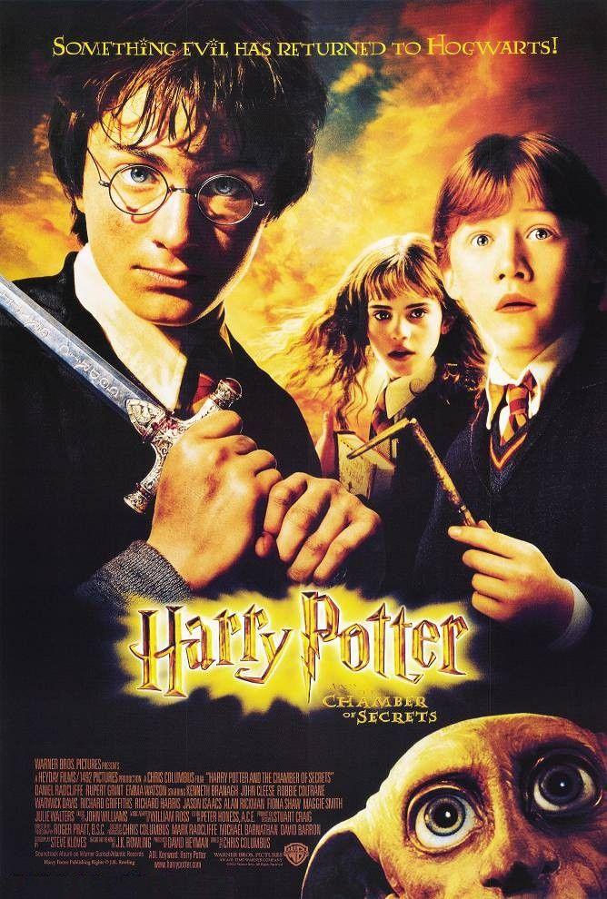 Harry Potter And The Chamber Of Secrets Harry Potter Und Die Kammer Des Schreckens Kammer Des Schreckens Harry Potter Film Harry Potter Poster