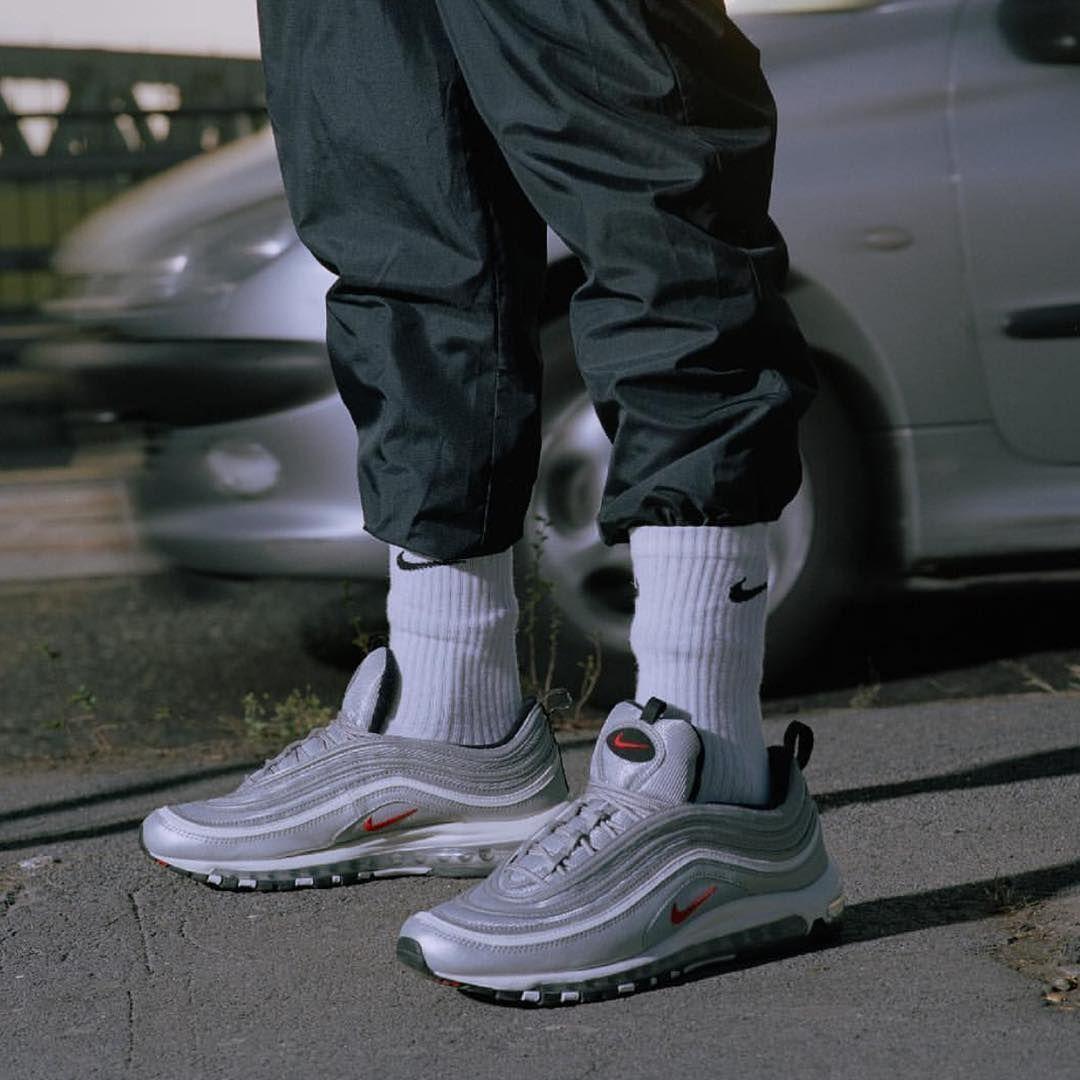 Nike Airmax97 Sneakers Men Fashion Nike Air Max 97 Sneakers Fashion