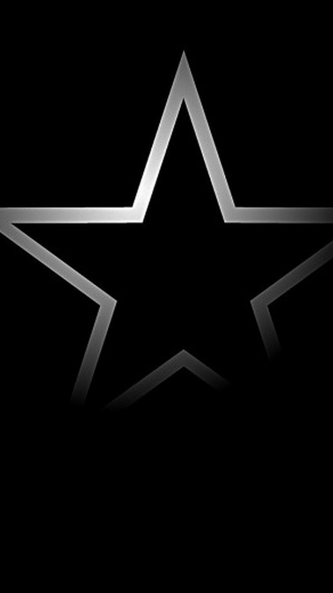 Star iPhone Wallpaper Black Background (avec images