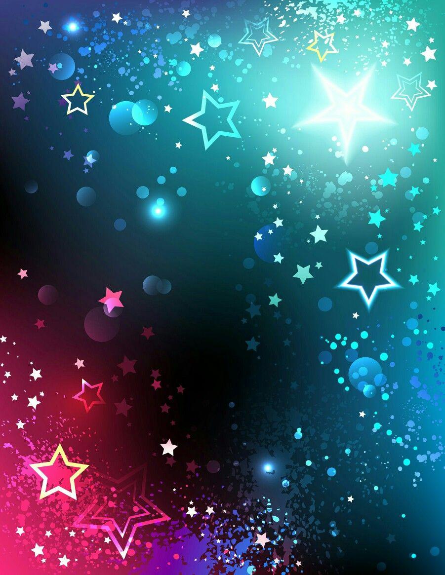 Hintergrund Sterne Weihnachten