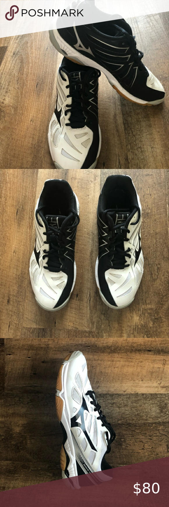 Mizuno Wave Volleyball Shoes Like New In 2020 Volleyball Shoes Mizuno Shoes Shoes