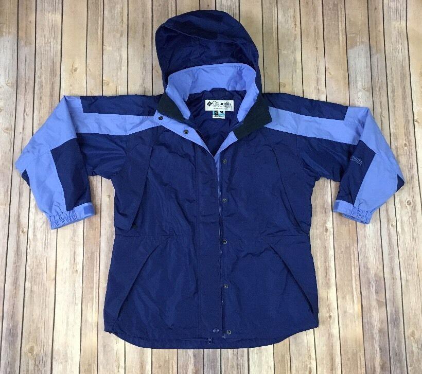 91ccc77208fc Women s Size Large Blue Interchange Core Jacket  Columbia  BasicJacket   Outdoor