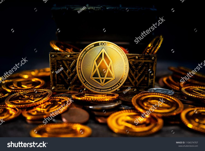 eos io cryptocurrency