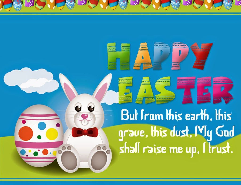 Happy Easter Sunday Greetings Message Easter Pinterest Happy