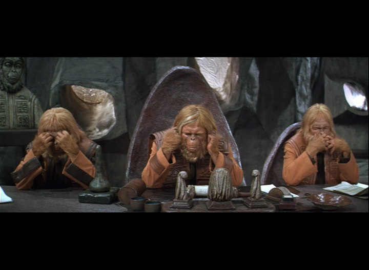 3 Wise Monkeys and the Hidden Treasure