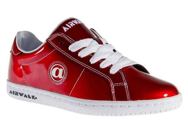 on sale aaaf4 add00 Airwalk JIM Plastic - Lipstick Red (Limited To 300) Airwalk, Skate Shoes,