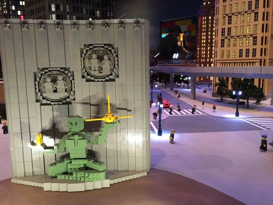 Miniland Detroit at Legoland(画像あり)