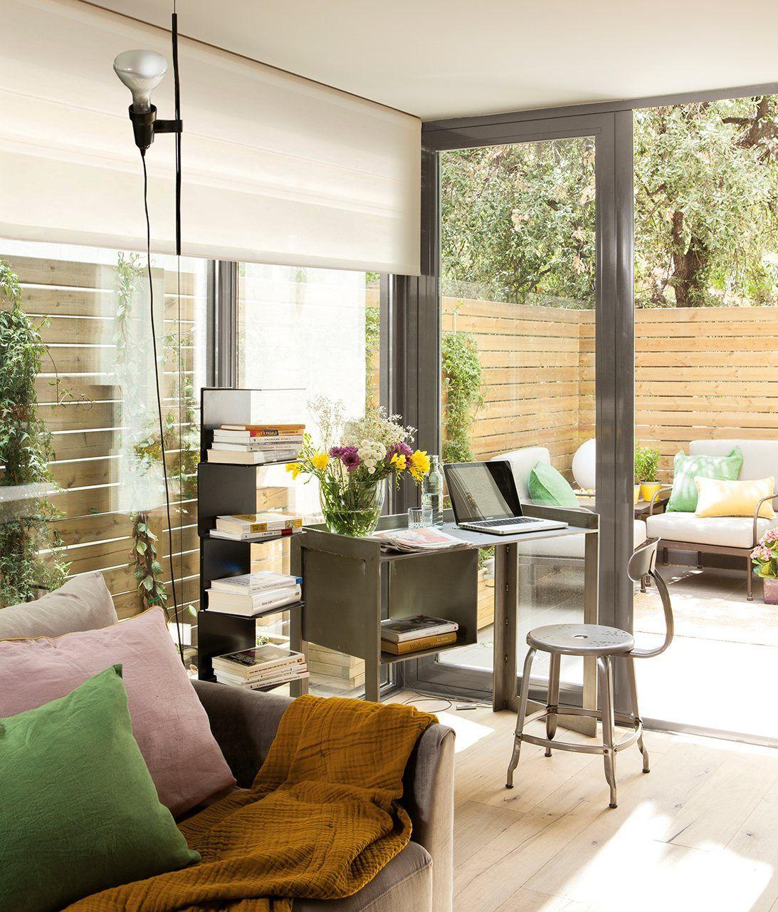 Un apartamento e 53m2 con el espacio muy bien aprovechado nos enseña como si se hacen las cosas bien el tamaño no importa.