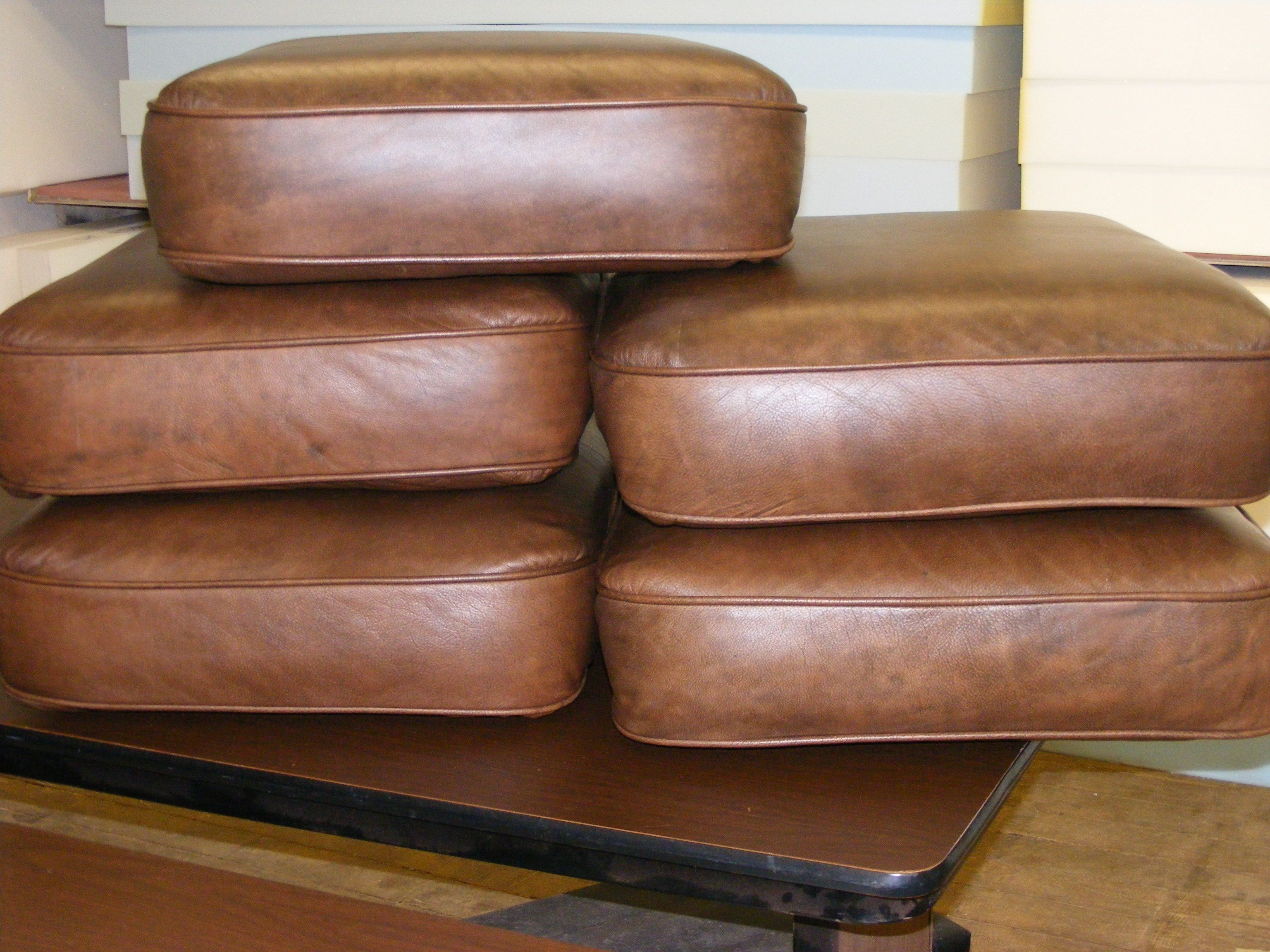 Leather Sofa Cushion Covers Pinterest