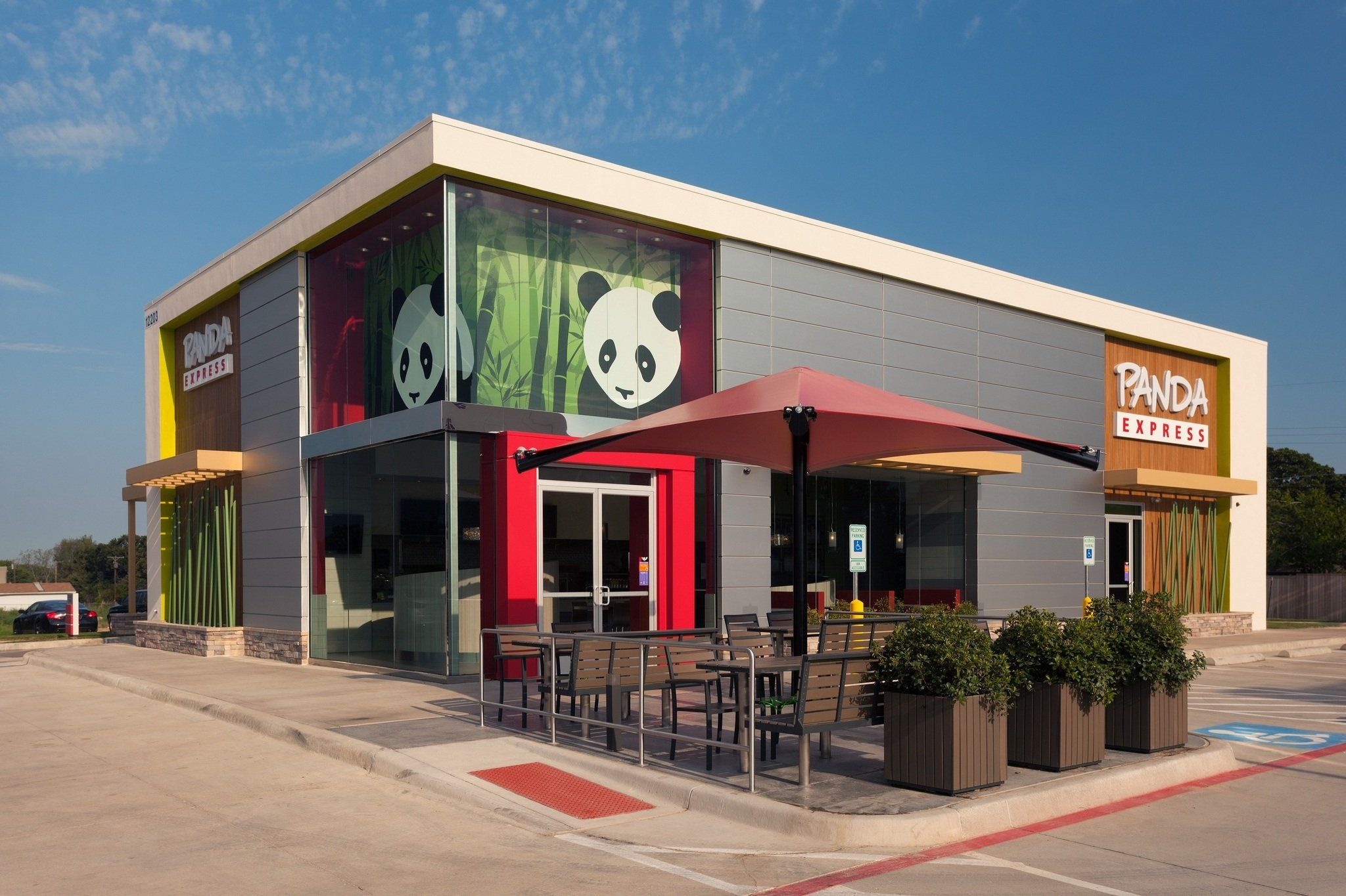 Panda express restaurant project x restaurant exterior - Restaurant exterior design ideas ...