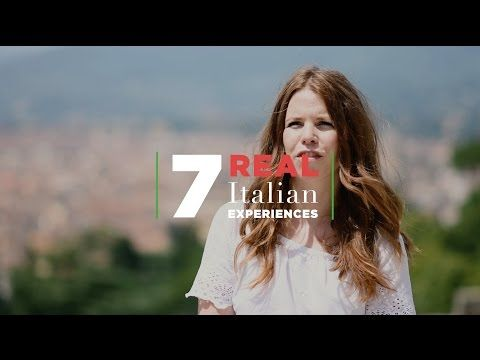 Destination 7 Continents: 7 Real Italian Experiences