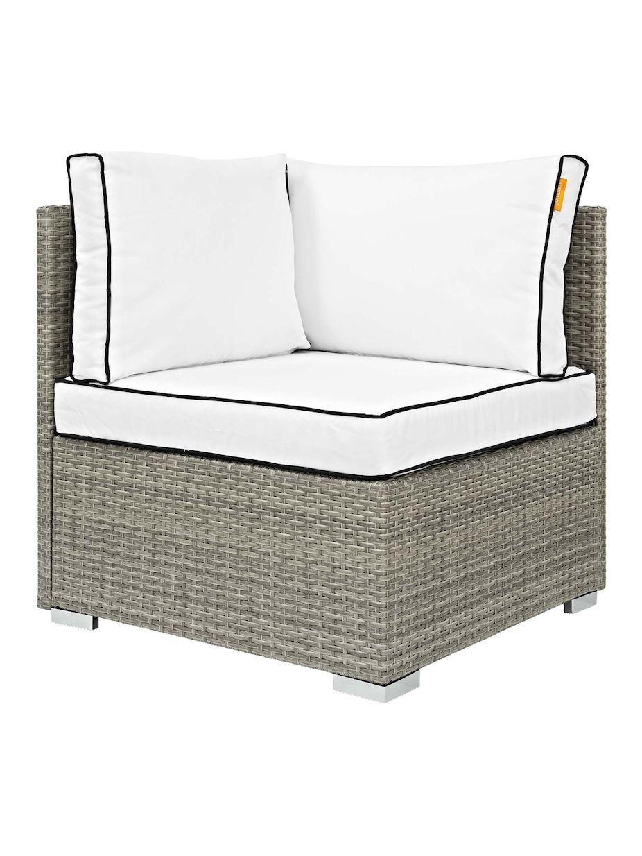 Modway Outdoor Repose Patio Corner Chair Modwayoutdoor Patio