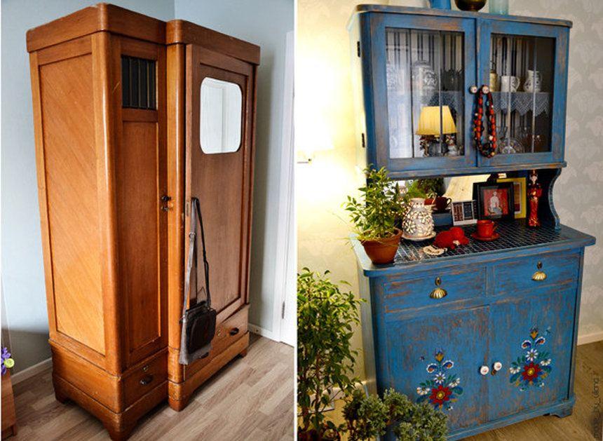 бурёнки идеи реставрации советской мебели с картинками отца феодосия