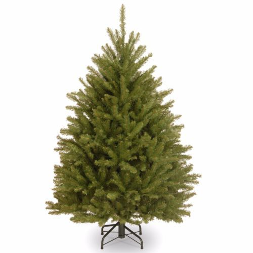 45 ft christmas tree tabletop artificial fir xmas green holiday new no lights