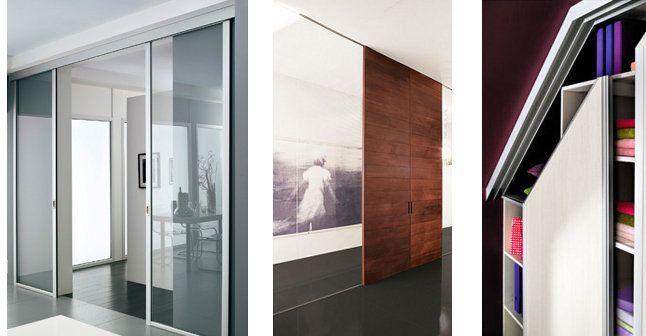 Portes Coulissantes Sélection Produits Portes Coulissantes - Porte placard coulissante de plus porte d intérieur vitrée