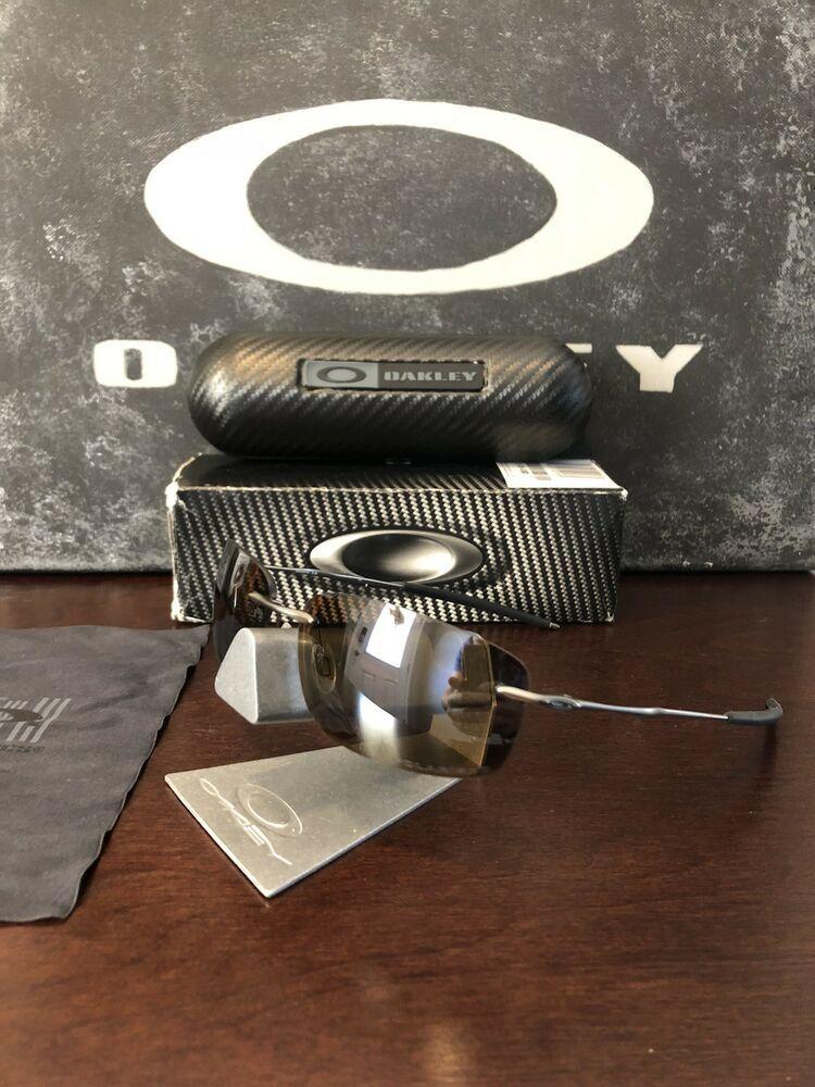 db4f58aee0 Oakley Nanowire 2.0 Titanium Tungsten Iridium Polarized Sunglasses LN!  12-918  affilink  polarizedsunglasses  womensunglasses  mensunglasses   kidsunglasses ...
