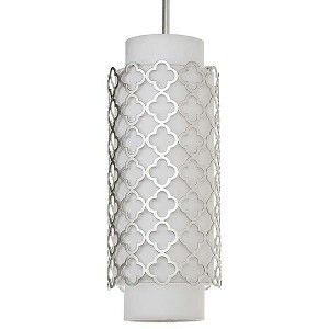 Modern Luxe Pendent #interiorhomescapes #home #design #decor #reginaandrewdesign #lighting
