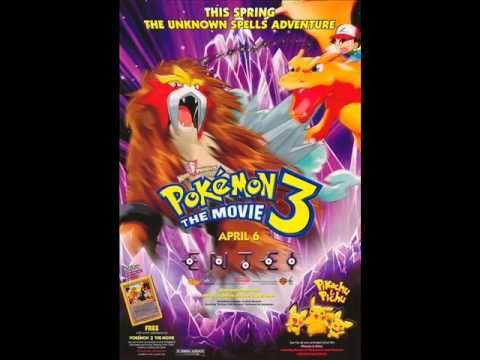 Pokemon 3 Pokemon Johto Movie Version Soundtrack Pokemon Filmes 1080p