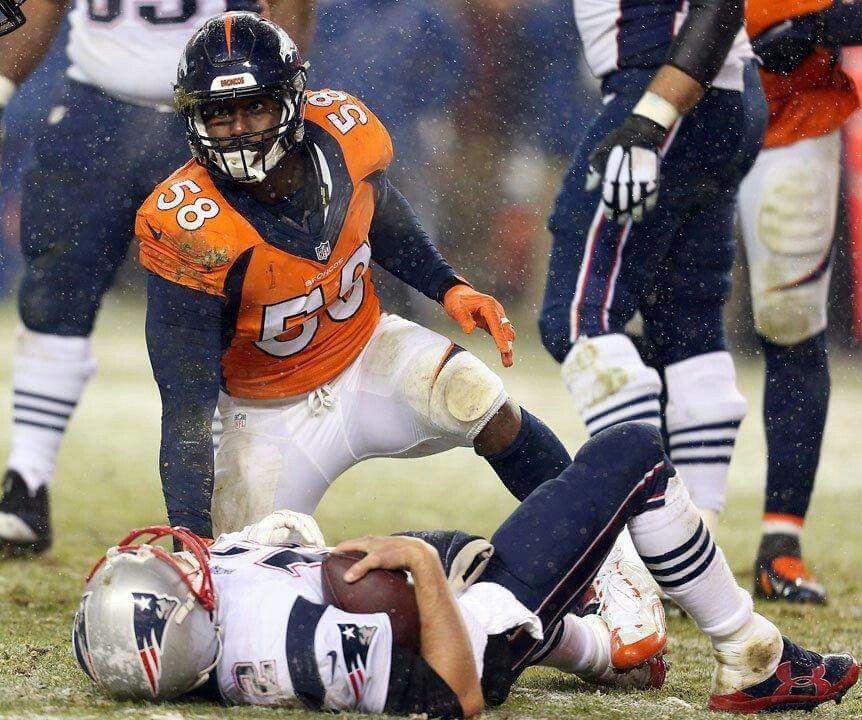 d9123845d52 Von Miller sacks Brady!