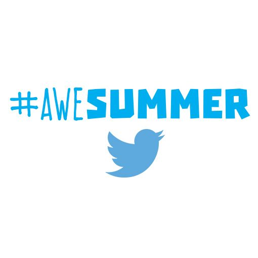 Keep up with everything #awesummer on Twitter!