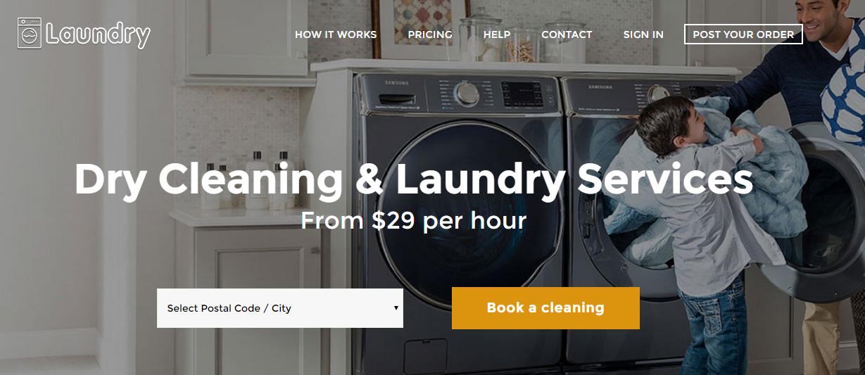 Laundry Service Php Script By Migrateshop Laundry Service