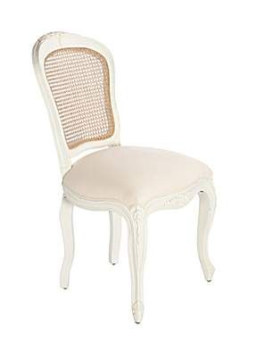 Shabby Chic Willow Dining Chair Pair House Of Fraser