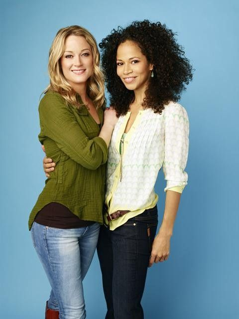 finest selection c6925 b6369 Teri Polo and Sherri Saum as Stef Foster and Lena Adams ...