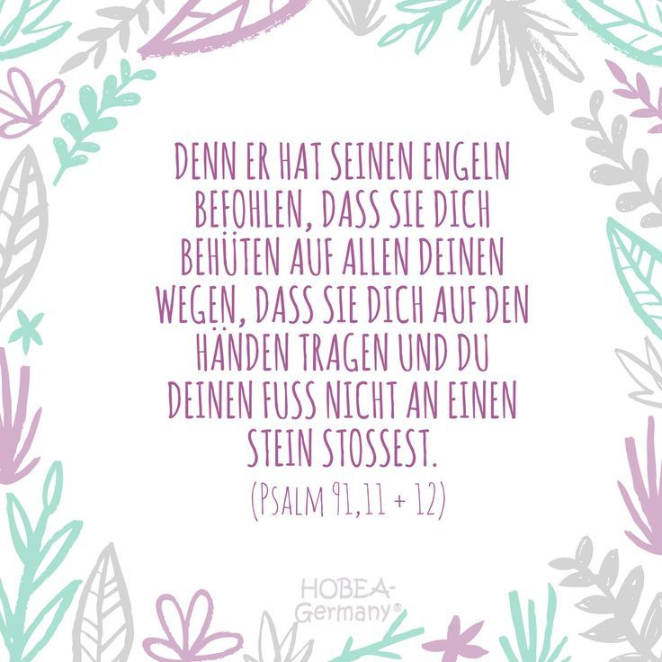 Psalm 91 11 Katholisch