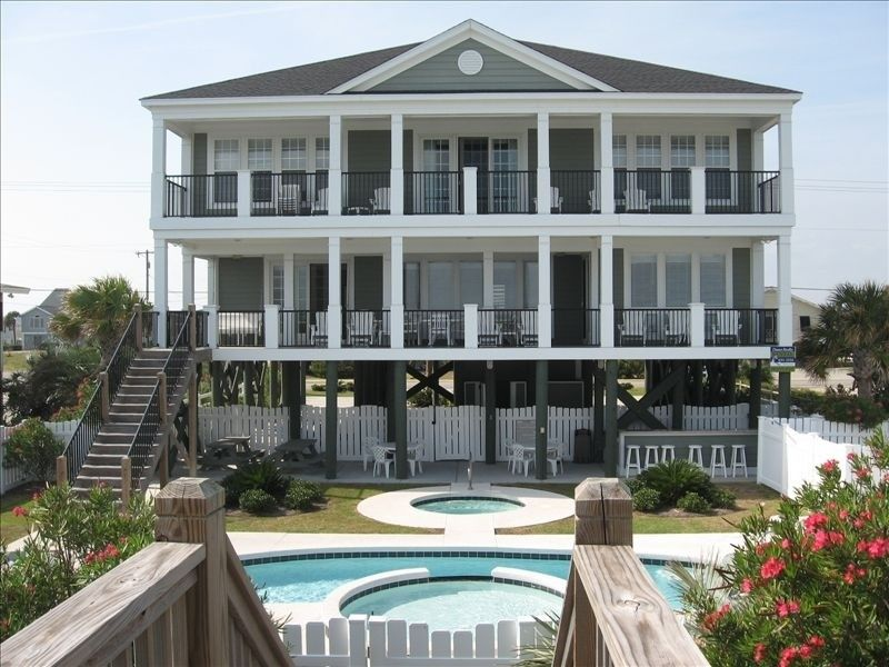 House Vacation Rental In Garden City Beach From Vrbo Com