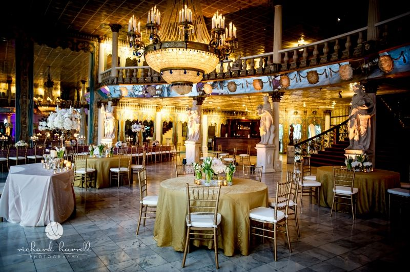 Kapok Special Events Grand Ballroom With Brown And Orange Linen Covered Chairs Center Pinterest Ballrooms Catering
