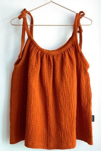 Photo of Boho Top / Kleid aus Musselin nähen
