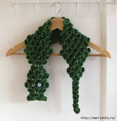 Gisa Presentes | C Crocodil Stitch HÄKELN Muster Krokodilstich ...