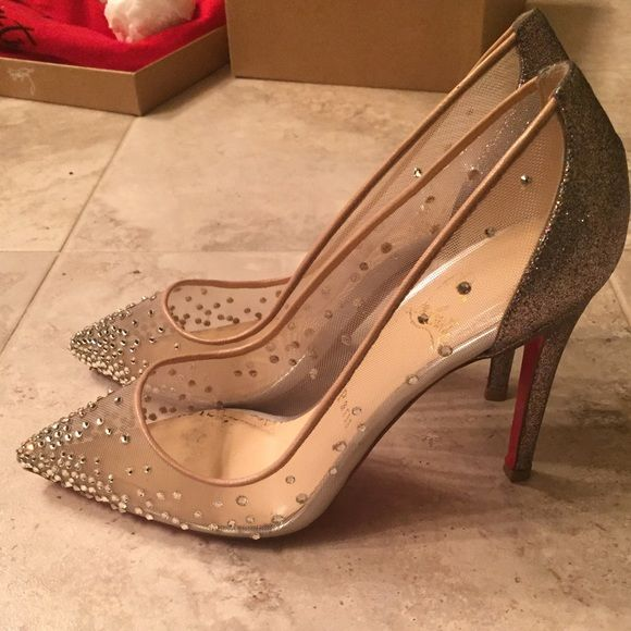 do christian louboutin shoes fit to size