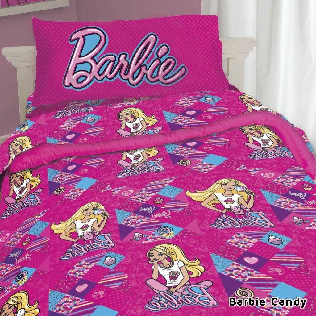 Sabana Disney Piñata 1 Plaza Diseño Barbie — Citiblanc | Barbie ...