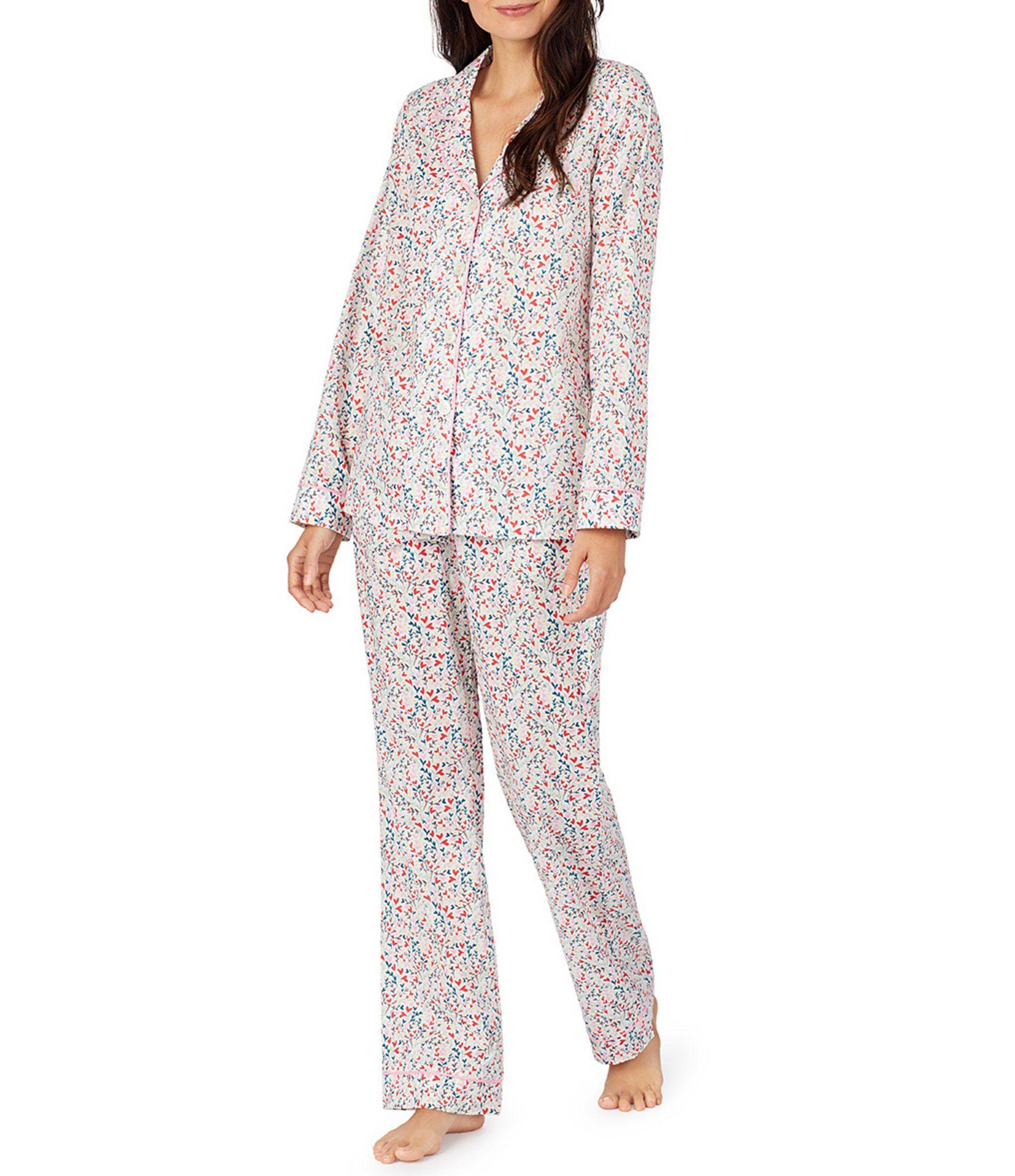 Bedhead Pajamas Printed Classic Woven Lawn Pajama Set Multi Xl In 2020 Pajamas Women Long Sleeve Pyjamas Bedhead Pajamas