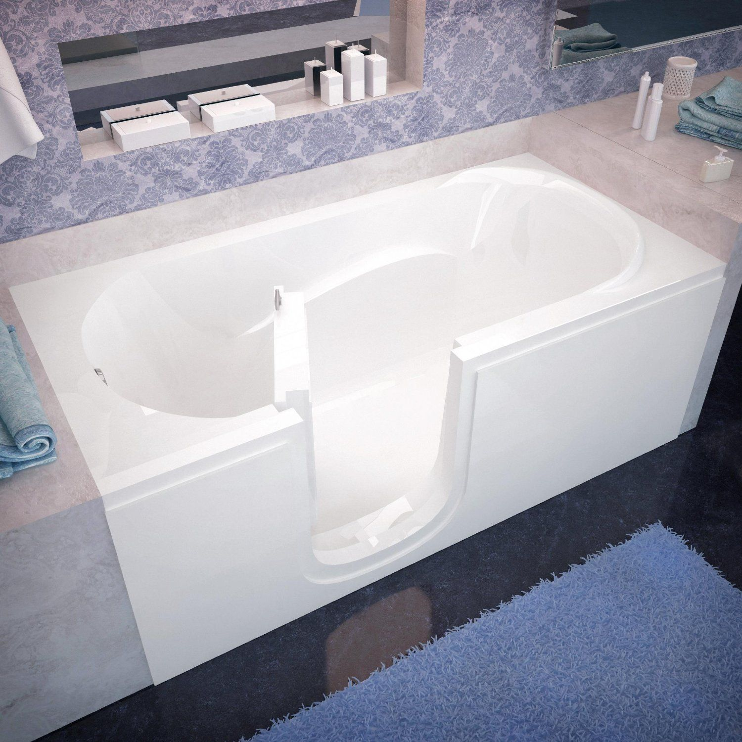 Top 10 Best Walk In Tubs In 2020 Review That Give You The Most