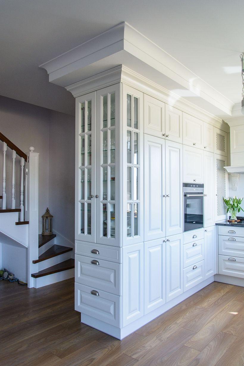 Kuchnia Angielska Mdf Lakierowany Home New England Style Home Decor