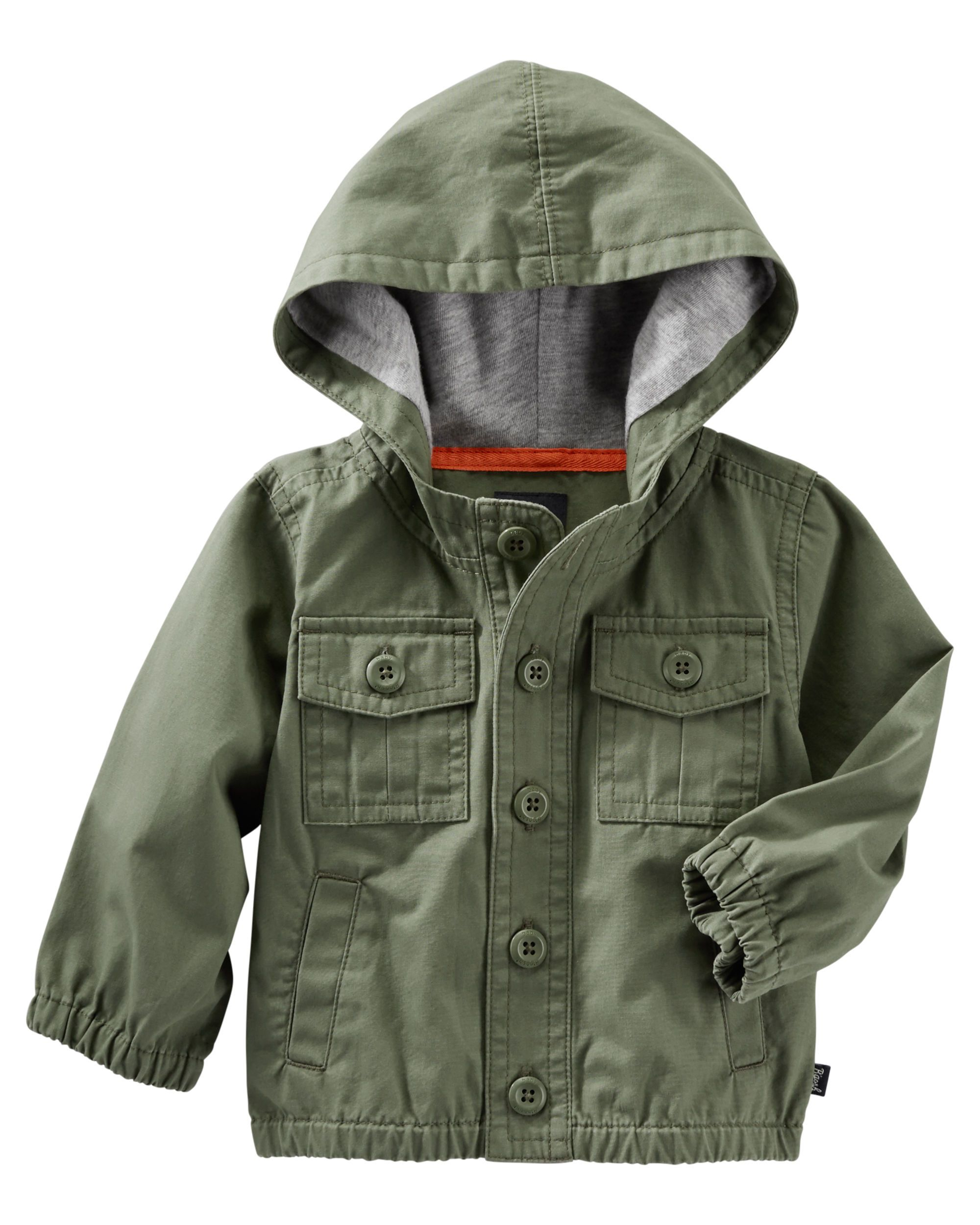 Hooded Utility Jacket Baby Outerwear Boy Outerwear Baby Boy Jackets [ 2500 x 2000 Pixel ]