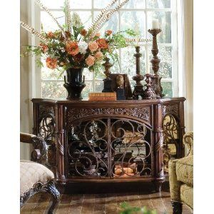 The Stately And Elegant Es Manor Console Table Name Says It All