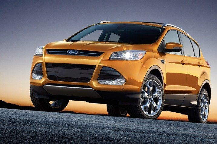 The 2016 Ford Escape The Fun Solution To The Crossover Suv 2016