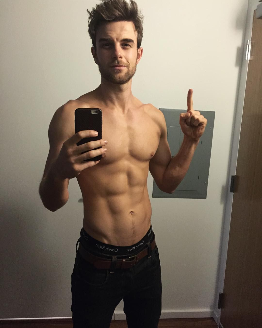 Fit gay guys