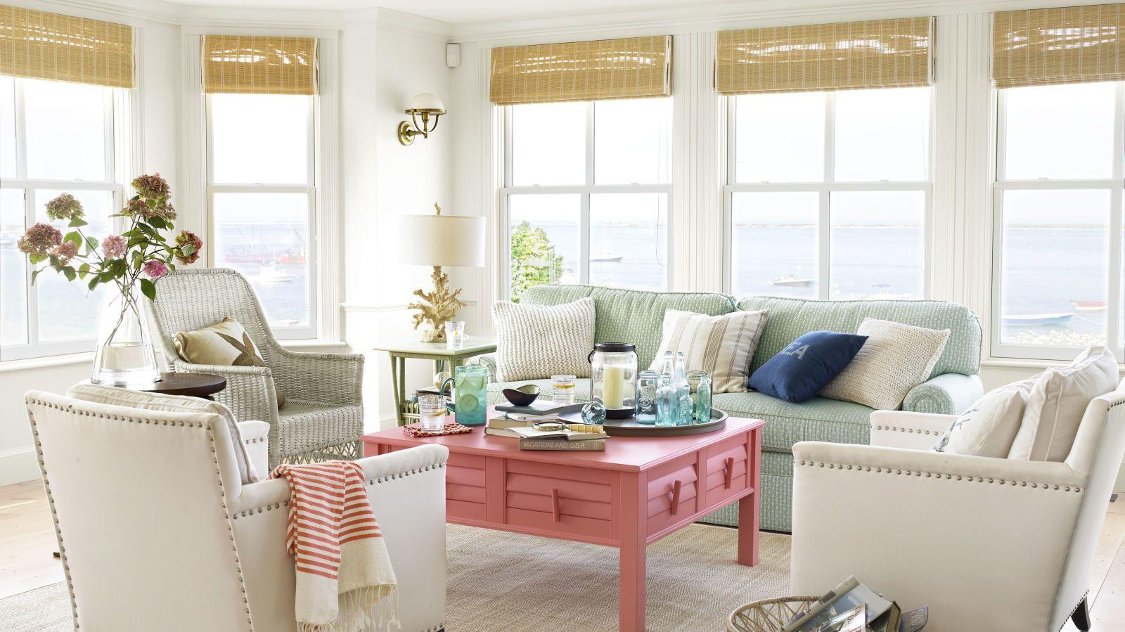 41 Easy Breezy Beach House Decorating Ideas | Beach, House and Room