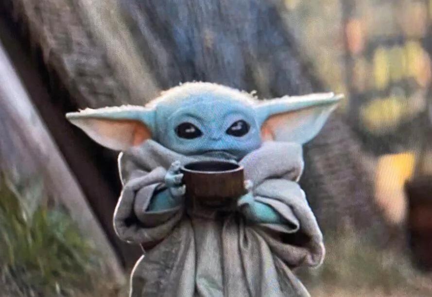Star Wars Fan Starts Petition Calling For A Baby Yoda Emoji Yoda Emoji Yoda Meme Disney Plus